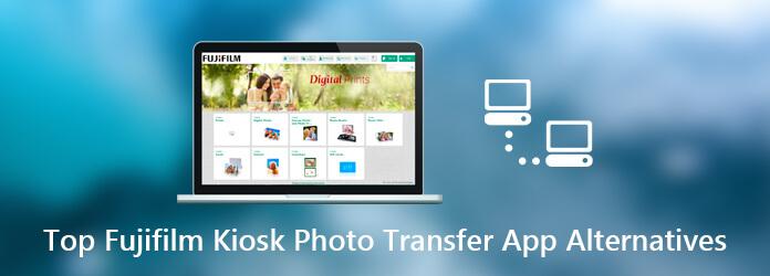 Fujifilm Kiosk Photo Transfer -sovelluksen parhaat vaihtoehdot
