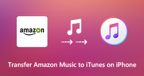 Transfer Amazon Music to iTunes on iPhone