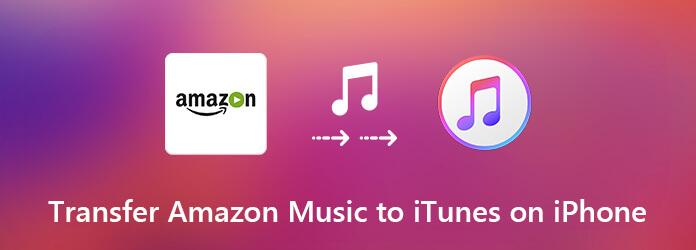 Siirrä Amazon Music iTunesiin iPhonessa