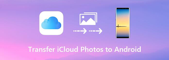 Siirrä iCloud-kuvat Androidille