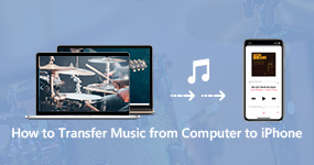 Transfer Music from Computer to iPhone