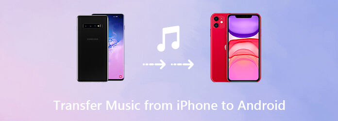 Transfer Music from iPhone to Android