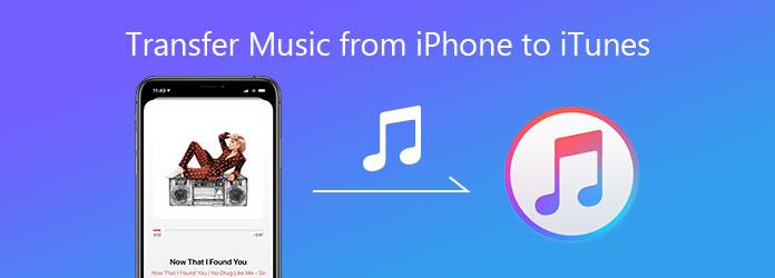 Siirrä musiikkia iPhonesta iTunesiin