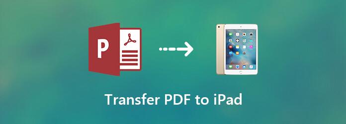 Siirrä PDF-tiedosto iPadille