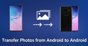 Transfer Photos from One Android Phone to Another