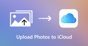 Transferring Photos to iCloud
