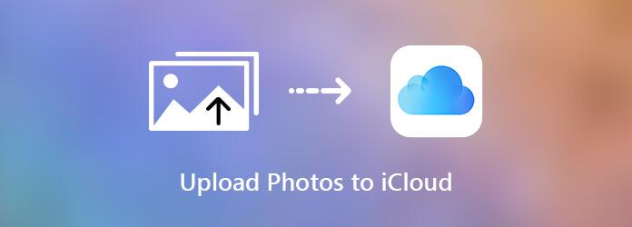 Lataa valokuvat iCloudiin