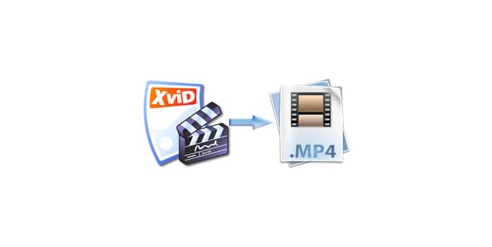 Xvid to MP4