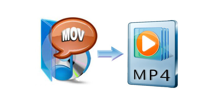 how to make mov to mp4