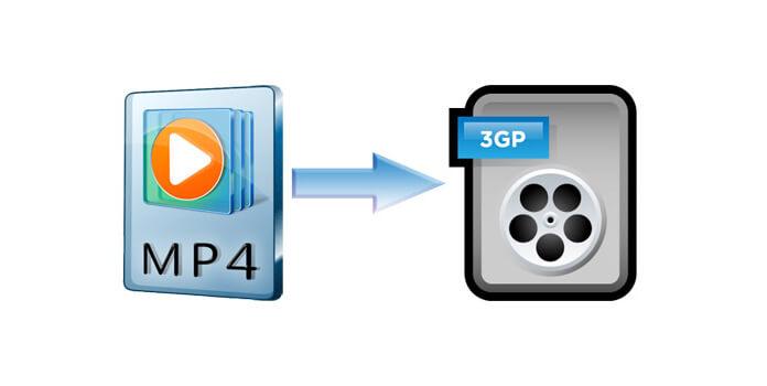 MP4 - 3GP