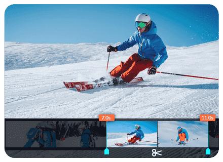 Muokkaa MTS VIdeo -leikkeitä