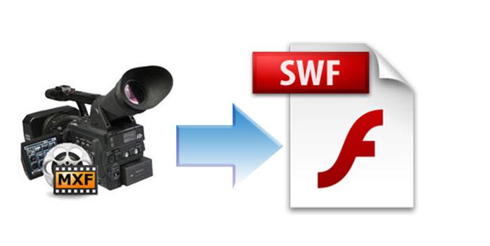 MXF SWF: ään