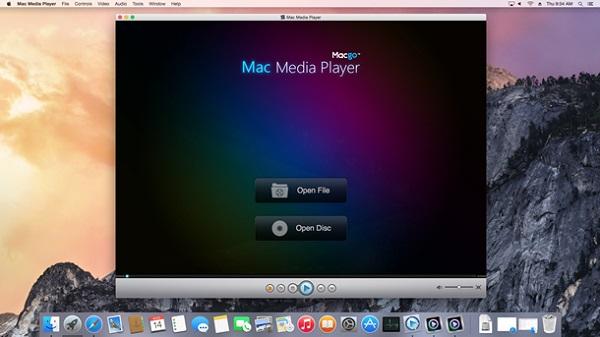 Ilmainen Mac Media Player