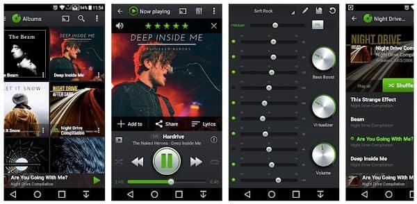 PlayerPro-musiikkisoitin