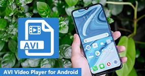 AVI-videotoistimet Android-laitteille