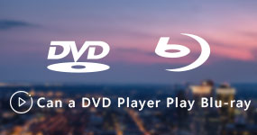 Can a DVD Player Play Blu-ray