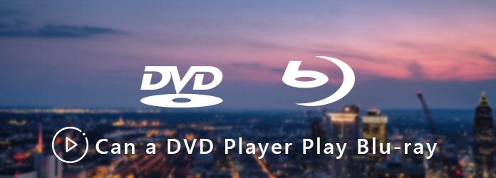 Voiko DVD-soitin toistaa Blu-ray-levyä