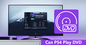Can PS4 Play DVDs