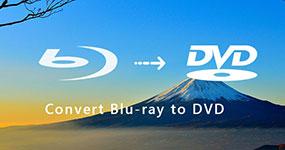 Muunna Blu-ray DVD: ksi