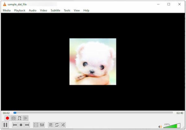 VLC-mediasoitin