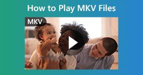 Kuinka pelata MKV-tiedostoja