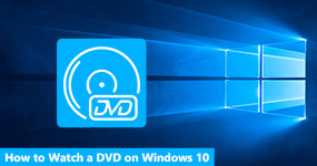 Katso DVD: tä Windows 10issa