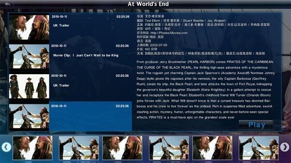 DVDFab Media Player for Mac