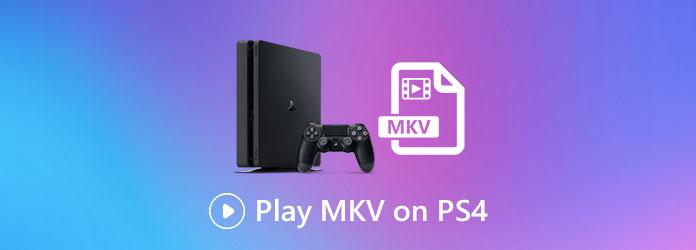 Pelaa MKV PS4illa