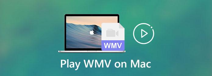 Toista WMV Macilla