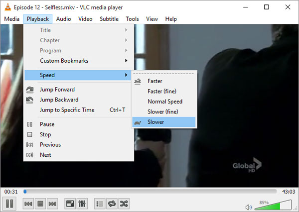 Top 10 Slow Motion Video Players to Apply Slow Motion Effects