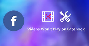 Videos won't Play on Facebook