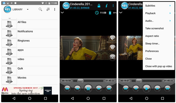 3 Best VOB Player Apps for Playing Video Files on Android