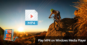 Toista MP4 Windows Media Playerissa