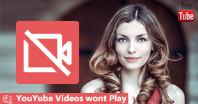 YouTube-videoita ei toisteta