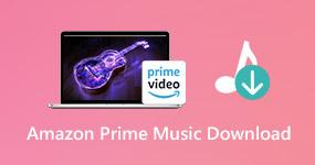 Amazon Prime -musiikin lataus