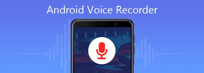 Android-äänitallennin