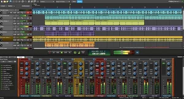 Mixcraft 8