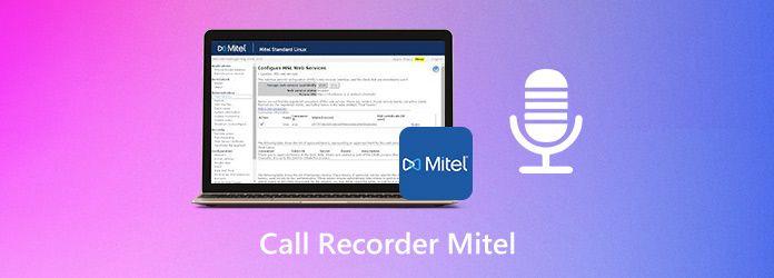 Soita nauhurille Mitel
