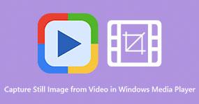 Sieppaa pysäytyskuvaa videosta Windows Media Playerissa