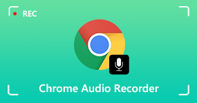 Chrome Audio Recorder