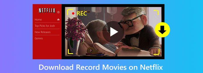Films downloaden en opnemen op Netflix