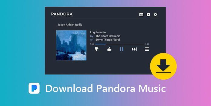 Lataa Pandora-musiikki