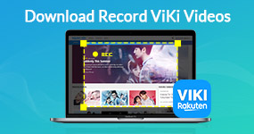 Download and Record Viki Videos