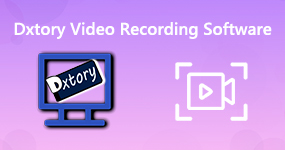 Dxtory Video Recording Software