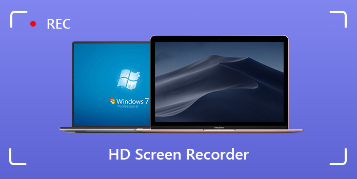 HD-näytön tallennin