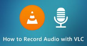Kuinka äänittää ääntä VLC: llä