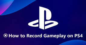 Record Gameplay on PS4
