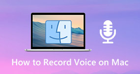 How to Record Voice on Mac