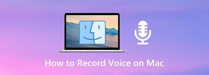 Kuinka äänittää äänentoisto Macilla