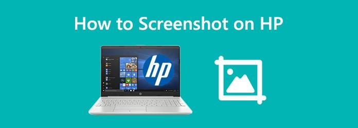 Kuvien ottaminen HP: llä